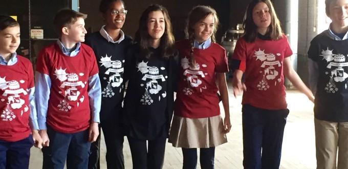 GEMS World Academy- Kids at Warehouse